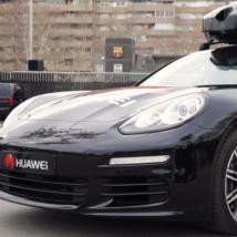 华为投资10亿美元以加大自动驾驶和智能电动汽车的力度