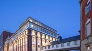 詹姆斯敦通过1.1 MSF Office Buy进入德国