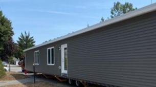 通过零能耗模块化房屋提高能源效率