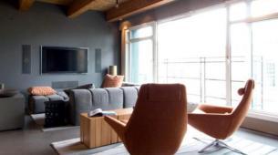 指定的文化遗产住宅:耶鲁镇阁楼