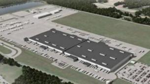 Publix扩大4亿美元的格林斯伯勒地区仓库项目