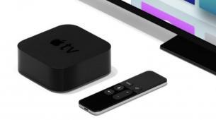 据报道苹果公司正在研究带有麦克风和摄像头的电视盒
