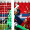 欧冠1/4决赛次回合拜仁客战胜巴黎仍以客场进球劣势出局
