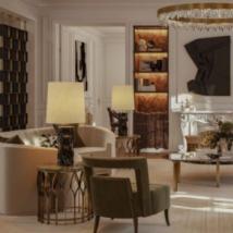 巴黎ETERNEL公寓的经典和现代设计