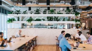 共享办公室公司WeWork与房地产公司JLL达成达拉斯协议