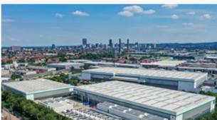 腾飞房地产投资信托将以6.74亿美元的价格收购11个欧洲数据中心的投资组合