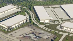 开发商计划在DFW机场附近进行三项建设的项目