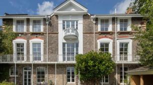 居住在布里斯托尔最独特地区的价格是多少