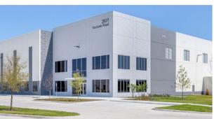 Coppell商业园的计划包括两座新建筑