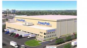 新泽西州冷藏项目获得3400万美元融资