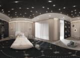 这个面向儿童的豪华家具品牌首次亮相明星房