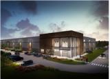 开发商使用环保混凝土技术在南卡罗来纳州格林维尔附近建造制造和配送中心