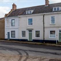 上市的联排别墅具有最令人惊叹的功能售价为595000英镑