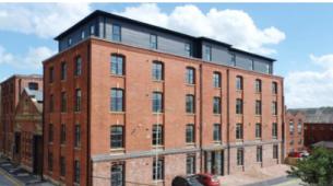 曼代尔住宅公司完成博尔顿公寓的改建