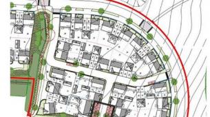 新的耶特庄园开始动工其中有数百套房屋和公寓