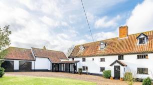 诺福克郡南部蒂本纳姆的橡树之家售价为950000英镑