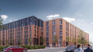 住宅物业开发商ElevateBraced开始进行主要的德比开发