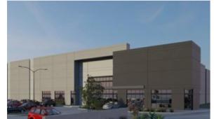 M2GVentures完成沃思堡工业园这是一个四层楼的A类工业项目