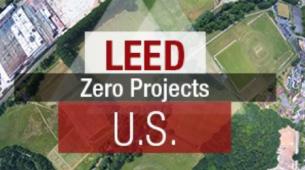 LEED零项目从一个海岸到另一个海岸