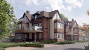 位于米德兰兹的房屋开发商推出了一种新型的住宅物业