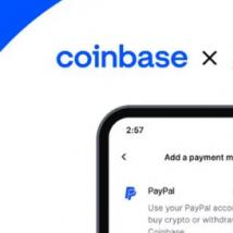 Coinbase现在允许您使用谷歌PayPal帐户购买加密货币