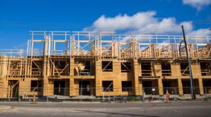 公寓建筑商前往登顿县进行新项目