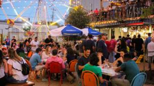 北沃思堡项目将带食客乘坐摩天轮
