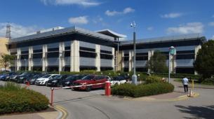 阿尔蒙兹伯里的一栋办公楼已经以2100万英镑的高价售出