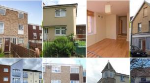 布里斯托尔最便宜的两卧室公寓出售