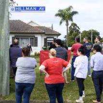悉尼西部的小屋以惊人的价格售出63年以来的首次
