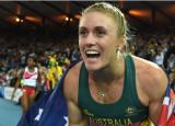 奥运金牌得主跨栏运动员莎莉皮尔森将她装修后的绍斯波特房屋出售