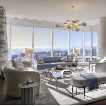 豪华款待品牌四季在旧金山开设私人住宅