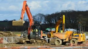 在贝德福德郡投资3100万英镑的退休村开始工作
