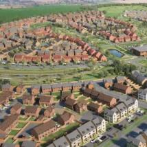 开发商NorthantsLLP的新发展预计将产生16.2亿英镑的社会价值