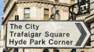 伦敦最负盛名的地区房价下跌