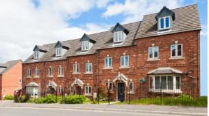 更少的房东提高租金连续第三个月下降