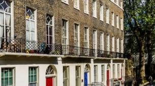 伦敦包含最好和最差的销售地点