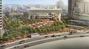 波士顿如何修复其有争议的市政厅广场