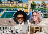 麦当娜以2530万美元买下TheWeeknd在加州的豪宅