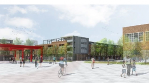 南威尔士城中村计划获得批准