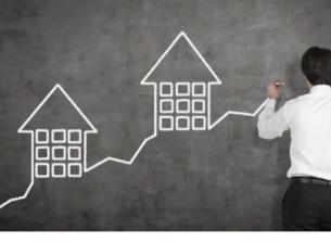 房价指数表示房价年增长率恢复至1.5%