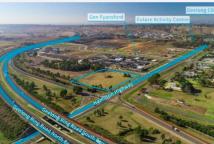 Fyansford超级站点是通往吉朗未来增长区的门户