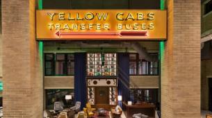 事实证明火车站是很棒的酒店