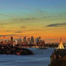 买家对悉尼澳大利亚东部郊区的关注