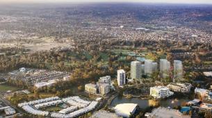 西北区将成为一个10亿美元的总体规划可持续社区