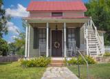 德克萨斯州弗雷德里克斯堡的周日住宅
