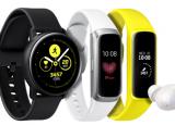三星推出三款用于平衡和互联生活的新型可穿戴设备
