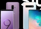 规格比较GalaxyS10 与GalaxyS9+