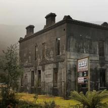 塔斯马尼亚西海岸鬼城琳达皇家酒店的混凝土外壳有了新主人