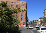 霍巴特基地用于学生宿舍和公寓